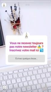 newsletter-instagram
